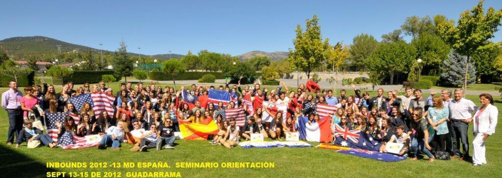 Spain IB Orientation - 3
